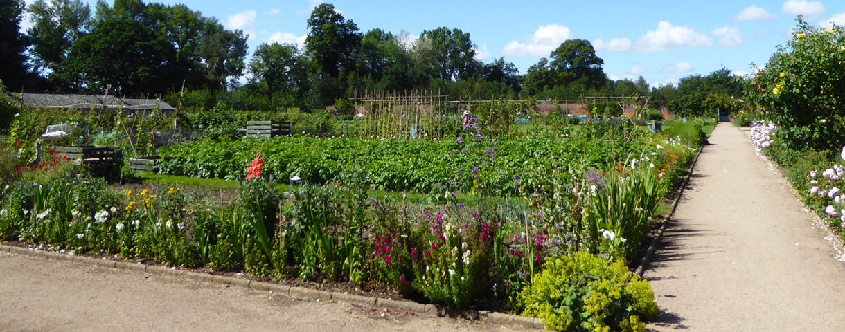 walled garden allotments